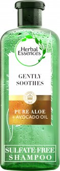 Шампунь без сульфатов Herbal Essences Алоэ и масло авокадо 380 мл (8001841841434)