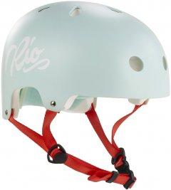 Шлем Rio Roller Script 57-59 Бирюзовый (RIO159-T57)