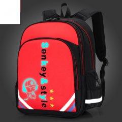 Рюкзак Music красный Senkey&Style светящийся в темноте
