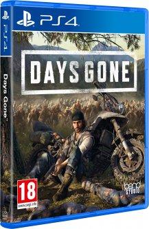 Игра Days Gone. Жизнь после для PS4 (Blu-ray диск, Russian version)