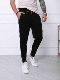 Спортивні штани ISSA PLUS SA-127 L Чорні (issa2001012267106)