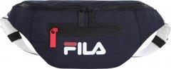 Поясная сумка (бананка) Fila 108568-Z4 Темно-синяя (4670036614531)
