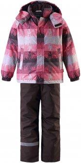 Зимний комплект (куртка + полукомбинезон) Lassie by Reima Raiku 723732.9-3381 122 см (6438429232896)