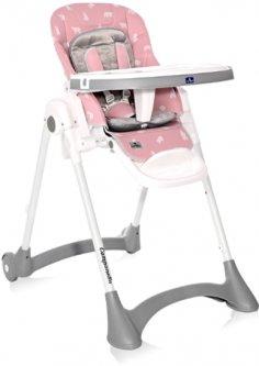 Стульчик для кормления Bertoni (Lorelli) Campanella Pink Bears (CAMPANELLA pink bears)