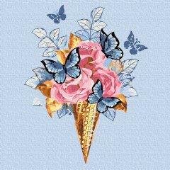 Картина по номерам Rosa Start Ice cream 25х25 см (4823098523550)