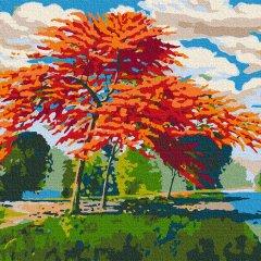 Картина по номерам Rosa Start Пейзаж №1 25х25 см (4823098523567)