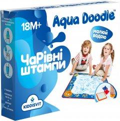 Набор для творчества Aqua Doodle Волшебные водные штампы (AD8001N) (6900006516595)