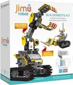 Программируемый робот Ubtech TrackBots Kit (JRA0101)