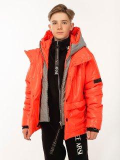 Куртка See Arsi Growon SA_GR7ВС 134-140 см Коралловая (ROZ6400046689)