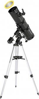 Телескоп Bresser Pollux 150/1400 EQ3 Carbon с солнечным фильтром (4690900)