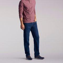 Чоловічі джинси Lee Regular Fit – Dark Stone W34 L34 (2008940)