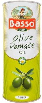 Масло оливковое Basso Помас 1 л (8004123004480)