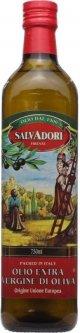 Масло оливковое Salvadori Extra Virgin Бленд 750 мл (8008460012030)