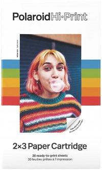 Фотопленка Polaroid Hi-Print 2х3 Paper Cartridge (6089)