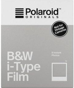 Фотопленка Polaroid B&W Film for i-Type (6001)