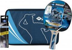 Набор для настольного тенниса Donic Legends 700 FSC 1 ракетка + чехол + 3 мяча (788489)