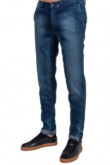 Джинси Trussardi Jeans 50 Синій (52Р04ВТ_49/Gi-50)