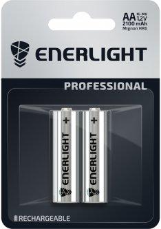 Аккумулятор Enerlight Professional AA 2100 мАч Ni-MH 2 шт (30610102)