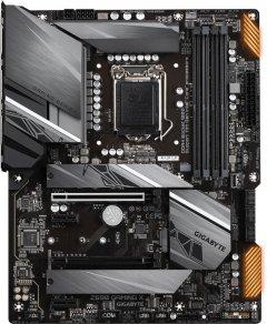 Материнская плата Gigabyte Z590 Gaming X (s1200, Intel Z590, PCI-Ex16)