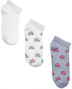 Набор носков Премьер Сокс 14В35 23-25 3 пары Молочные/Серые (4820163315126)
