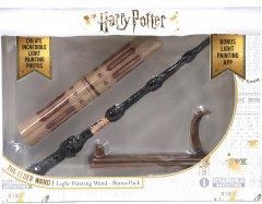 Игрушка Wizarding World Бузинная волшебная палочка со списком заклинаний (WW-1098) (5055394013339)