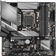 Материнская плата Gigabyte Z590M Gaming X (s1200, Intel Z590, PCI-Ex16)