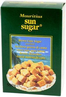 Сахар Sun Sugar тростниковый прессованный 500 г (4008671050993)
