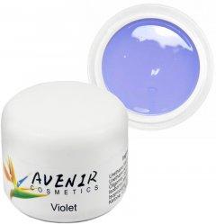 Гель для наращивания Avenir Cosmetics Violet 15 мл (5900308134900)