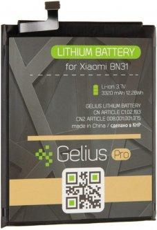 Аккумулятор Gelius Pro Xiaomi BN31 (Mi5x/A1) (3320 мАч) (2099900737008)