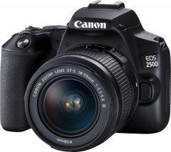 Фотоаппарат Canon EOS 250D BK 18-55 DC III (3454C009AA) Официальная гарантия!