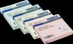 Набор бумаги для заметок с клейким слоем Buromax 76х76 мм 12 блоков по 100 листов Ассорти (BM.2312-99)