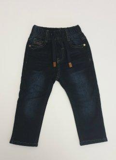 Утеплені джинси S&D 5422 98 см Темно-сині
