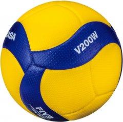 Мяч волейбольный Mikasa V200W