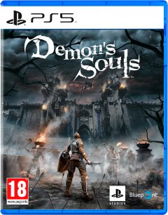 Игра Demon's Souls для PS5 (Blu-ray диск, Russian version)