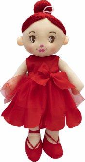 Кукла Devilon мягконабивная с вышитым лицом 36 см Красная (5102681860982)