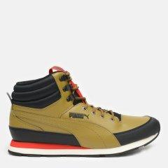 Ботинки Puma Vista Mid Utility 37220301 42.5 (8.5) 27.5 см Moss Green-High Risk Red-Puma Black (4062449715736)