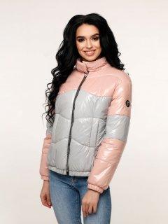 Куртка Favoritti В-1236 48 Рожева (4900000231786)