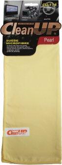 Салфетка из микрофибры универсальная CleanUP 30x40см CU-114 1 шт в уп. 4 комплекта (km79377)
