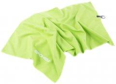 Спортивное полотенце Spokey Sirocco 40х80 см Зеленое (924994)