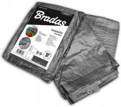 Тент Bradas усиленный 3х4 м 200 г/м² Gray (PLG2003/4)
