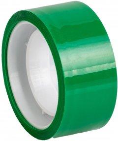 Клейкая канцелярская декоративная лента Optima 18 мм x 10 м Зеленая 8 шт (O45367)