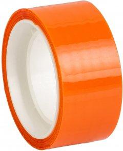 Клейкая канцелярская декоративная лента Optima 18 мм x 10 м Оранжевая 8 шт (O45369)