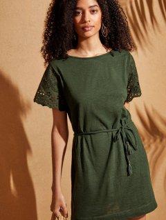 Платье пляжное Women'Secret 5549914-22 S Зеленое (8445323289381)