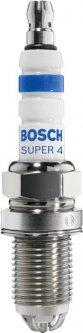 Свеча зажигания Bosch Super 4 (0 242 232 802)