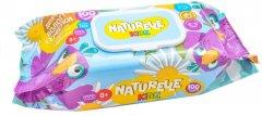 Упаковка влажных салфеток детских Naturelle Kidz Pомашка 3 пачки по 100 шт (2000525704726)
