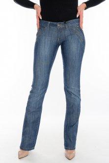 Джинси Omat jeans 9509-624 W 29 Сині
