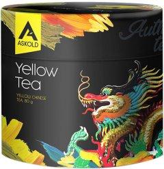 Чай желтый листовой Askold Author`s Yellow Tea 80 г (4820171910849)