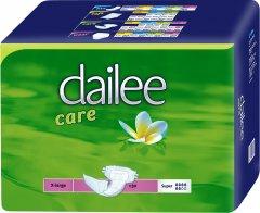 Подгузники для взрослых дышащие Dailee Саге Super ExtraLarge 30 шт (8595611621864)
