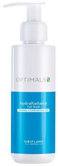 Гель для умывания Oriflame Optimals Hydra Radiance для нормальной и комбинированной кожи 150 мл (35406) (ROZ6400105417)