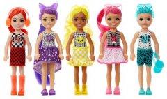 Кукла Barbie Монохромные образы Челси и друзья Цветное перевоплощение (GTT24)